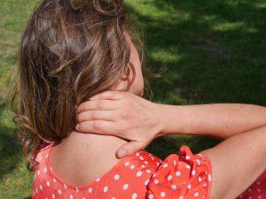 Nackenschmerzen Behandlung